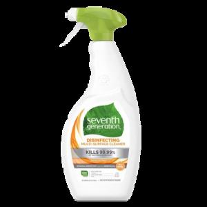 7th generation disinfectant spray